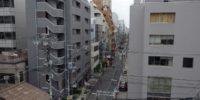 心斎橋駅徒歩5分、中央区南船場シェアハウス前景