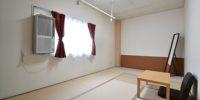 大阪梅田駅電車7分、西淀川区姫島駅徒歩2分シェアハウス和室