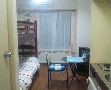 阿波座ハウス(家具家電付きマンション)の画像
