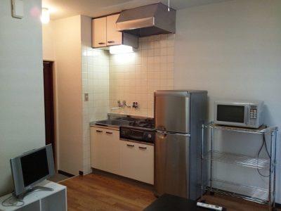 平野ハウス(家具家電付きマンション)の画像