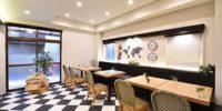 大阪梅田駅電車7分、西淀川区姫島駅徒歩2分シェアハウス食堂